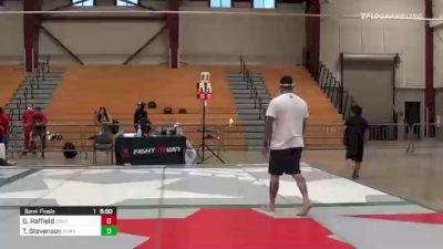 Gregory Raffield vs Thomas Stevenson 2020 Colorado State Championships