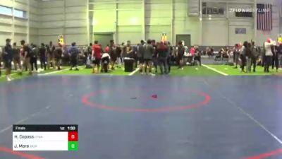 285 lbs Final - Hayden Copass, Cfwa@lhp vs Juan Mora, Vasky Bros