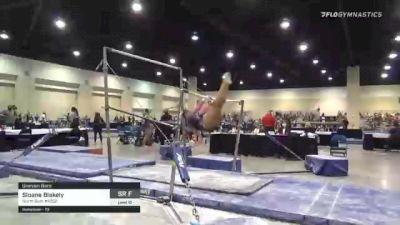 Sloane Blakely - Bars, North Gym #1252 - 2021 USA Gymnastics Development Program National Championships