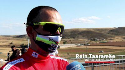 Rein Taaramäe: 'He Took Me Down Like That.'