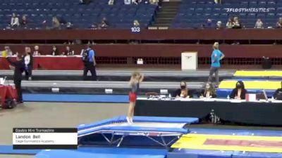Landon  Bell  - Double Mini Trampoline, Eagle Gymnastics Academy  - 2021 Region 3 T&T Championships