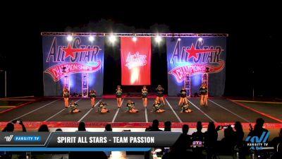 Spirit All Stars - Team Pass10n [2021 L2 - U17 Day 2] 2021 ASCS: Tournament of Champions & All Star Prep Nationals