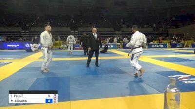 LUCAS CHAVE RAMOS vs MASON EDWARD FOWLER 2019 Pan Jiu-Jitsu IBJJF Championship