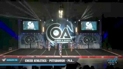 Cheer Athletics - Pittsburgh - Platinumcats [2021 L6 International Open Day 2] 2021 COA: Midwest National Championship