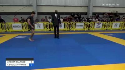 ITALO MOURA DE AZEVEDO vs HUGO DOERZAPFF MARQUES 2021 Pan IBJJF Jiu-Jitsu No-Gi Championship