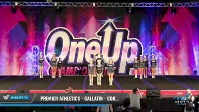 Premier Athletics - Gallatin - Cobalt [2021 L3 Junior - Small Day 2] 2021 One Up National Championship