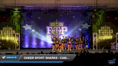 Cheer Sport Sharks - Cambridge - Cheer Sport Smallfin Sharks [2019 Senior 5 Day 2] 2019 Feel The Power East