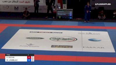 GUILHERME ROCHA vs MAX LINDBLAD Abu Dhabi World Professional Jiu-Jitsu Championship