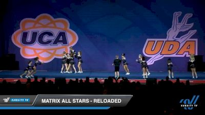 Matrix All Stars - Reloaded [2019 Junior 5 Day 2] 2019 UCA Smoky Mountain Championship