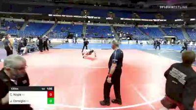 106 lbs Final - Carter Nogle, Maryland vs Jack Consiglio, Pennsylvania