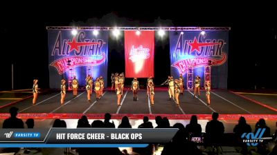 Hit Force Cheer - Black Ops [2021 L4 International Open Coed Day 2] 2021 ASCS: Tournament of Champions & All Star Prep Nationals