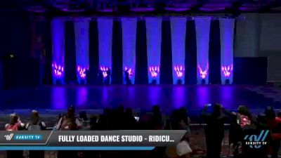 Fully Loaded Dance Studio - Ridiculous [2021 Junior - Hip Hop - Small Day 1] 2021 GLCC: The Showdown Grand Nationals