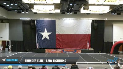 Thunder Elite - Lady Lightning [2021 L1 Youth - D2 - Small Day 1] 2021 ACP Power Dance Nationals & TX State Championship