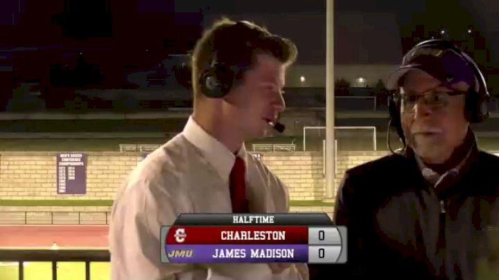 Replay: Charleston vs James Madison | Sep 11 @ 7 PM