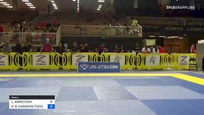 LOUIS ARMEZZANI vs RAPHAEL B. CARNEIRO FISCHETTI 2021 Pan Jiu-Jitsu IBJJF Championship
