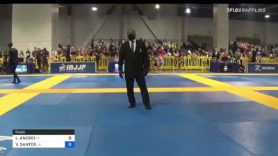 LUAN ANDREI vs VICTOR SANTOS 2021 American National IBJJF Jiu-Jitsu Championship