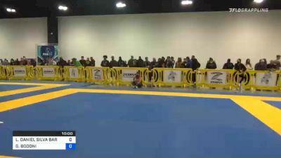 LUCAS DANIEL SILVA BARBOSA vs GIANCARLO BODONI 2020 IBJJF Pan No-Gi Championship