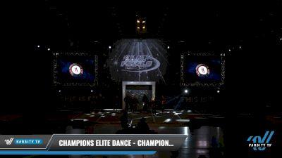 Champions Elite Dance - Champions Elite Allstars Mini Hip Hop Dance [2021 Mini - Hip Hop Day 2] 2021 The U.S. Finals: Louisville