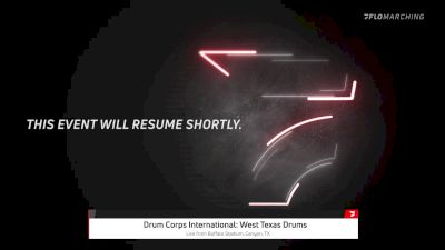 Replay: REBROADCAST: DCI West Texas Drums | Aug 4 @ 7 PM