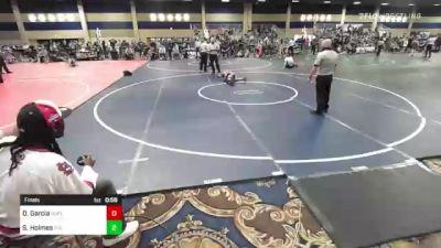 65 lbs Final - Devin Garcia, Suples vs Shion Holmes, Stl Warriors/ Fight Club