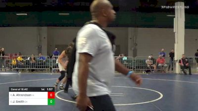 Match - Adam Ahrendsen, Ia vs Jaxon Smith, Ga