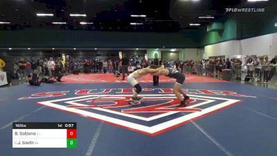 Match - Brian Soldano, Nj vs Jaxon Smith, Ga
