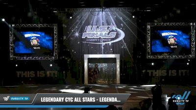 Legendary CYC All Stars - Legendary CYC Rogue [2021 L1.1 Youth - PREP - D2 - A Day 1] 2021 The U.S. Finals: Louisville
