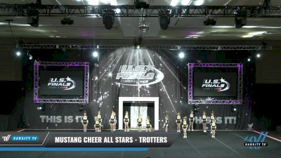 Mustang Cheer All Stars - Trotters [2021 L2.2 Mini - PREP 2] 2021 The U.S. Finals: Grapevine