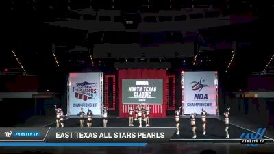 - East Texas All Stars Pearls [2019 Senior 4 Day 1] 2019 NCA North Texas Classic