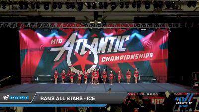 RAMS All Stars - ICE [2020 L4 Junior - D2 - Small Day 2] 2020 Mid-Atlantic Championships
