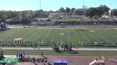 Full Replay - Kentucky State vs Miles - Kentucky State vs Miles Halftime Show - Nov 2, 2019 at 3:11 PM CDT