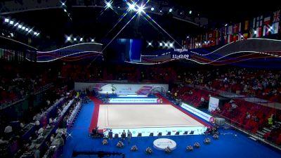 Full Replay - 2019 FIG Rhythmic Gymnastics Junior World Championships - FIG Rhythmic Gymnastics Junior World Championships - Jul 21, 2019 at 3:42 AM CDT