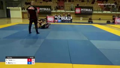 Oliver Taza vs Thomas Barry 1st ADCC European, Middle East & African Trial 2021