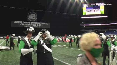 """LIVE! From the Rose """"The Cavaliers"""" at 2021 DCI Celebration (Multi)"""