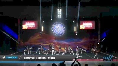 GymTyme Illinois - Vixen [2021 L3 Senior - Small Day 2] 2021 GLCC: The Showdown Grand Nationals