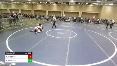 170 lbs Round Of 32 - Aiden Platte, Fight Syndicate vs Noah Salas, Edge WC