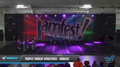 Triple Threat Athletics - JUBILEE [2021 L2 Junior - D2 - Small - A Day 2] 2021 JAMfest: Liberty JAM