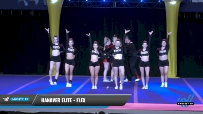 Hanover Elite - Flex [2021 L6 Senior Coed Open Day 2] 2021 ACDA: Reach The Beach Nationals