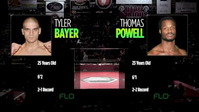 Tyler Bayer vs. Thomas Powell - Ring of Combat 66 Replay