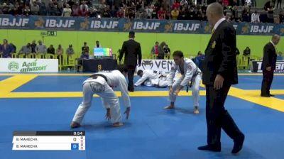 TOMOSHIGE SERA vs BRIAN MAHECHA 2018 European Jiu-Jitsu IBJJF Championship