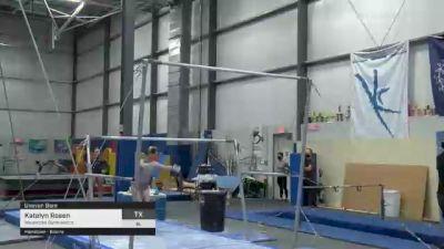 Katelyn Rosen - Bars, Mavericks Gymnastics - 2021 American Classic and Hopes Classic