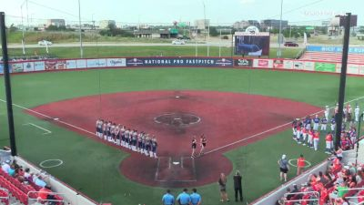 Full Replay - 2019 Aussie Peppers vs Chicago Bandits | NPF - Aussie Peppers vs Chicago Bandits | NPF - Jul 18, 2019 at 6:50 PM CDT