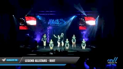 Legend Allstars - Riot [2021 L4 Junior Day 1] 2021 The U.S. Finals: Myrtle Beach