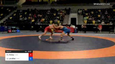 74 kg Consolation - Hayden Hidlay, TMWC / Wolfpack RTC vs Joey Lavallee, TMWC / Valley RTC