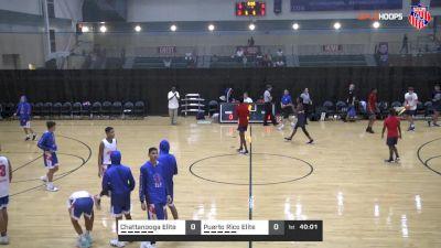 Chattanooga Elite vs Puerto Rico Elite | 7.27.2018 | AAU Boys 15U-9B