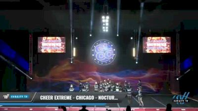 Cheer Extreme - Chicago - NocTurnal [2021 L6 International Open Coed - NT Day 2] 2021 GLCC: The Showdown Grand Nationals