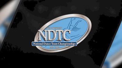 Full Replay: Visa Athletic Center - UDA National Dance Team Championship - Apr 23