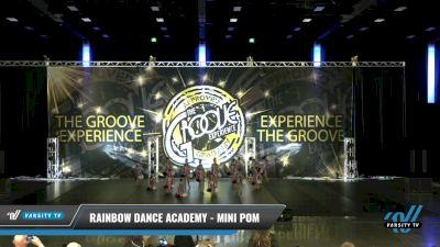 Rainbow Dance Academy - MINI POM [2021 Mini - Pom Day 2] 2021 Groove Dance Nationals
