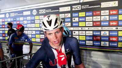 Luke Lamperti: 'I've Never Been In A Race Like That With That Many Crashes'