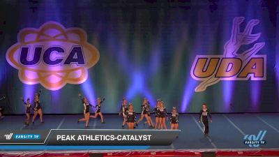 Peak Athletics-CATalyst [2018 International Junior 1 Day 2] UCA UDA Mile High Championship